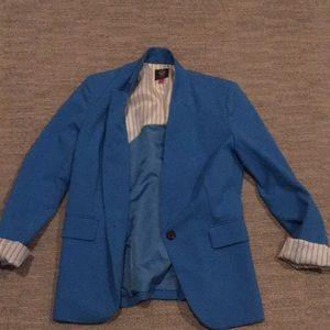 Blue Vince Camuto blazer size 6